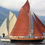 Traditional Sailing Academy, corso di vela aurica