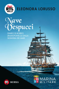 Nave Vespucci Diario di bordo Libro