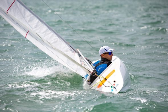 Antonio Squizzato Para World Sailing Championships 2019