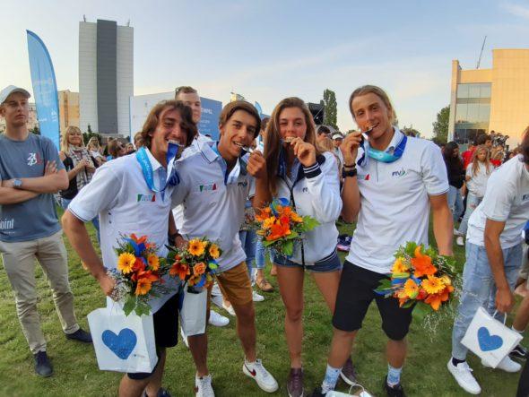 Hempel Youth Sailing Wolrd Championships 2019