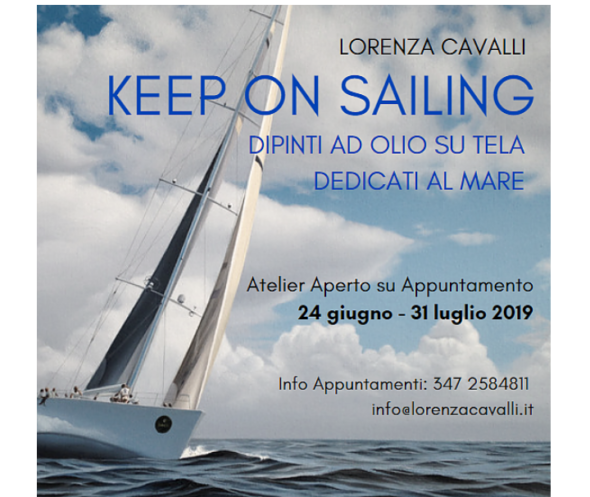 Lorenza Cavalli Keep On sailing