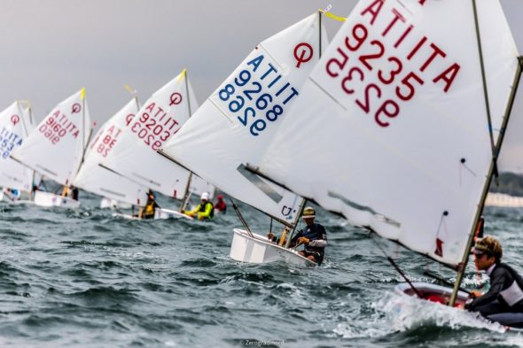 Ravenna Coppa AICO Optimist 2019