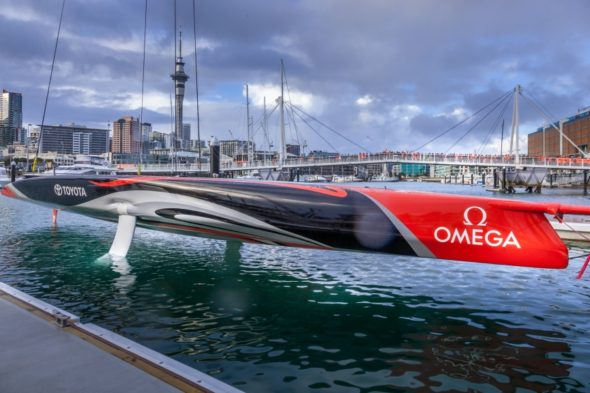 Emirates Team New Zealand Te Aihe