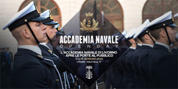 Open day Accademia Navale 2020