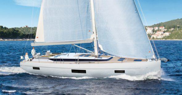 Bavaria yacht